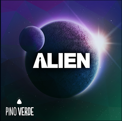 "DESCARGÁ EL DISCO ""ALIEN"""