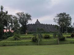 Estupa de Borobudur - Java - Indonésia