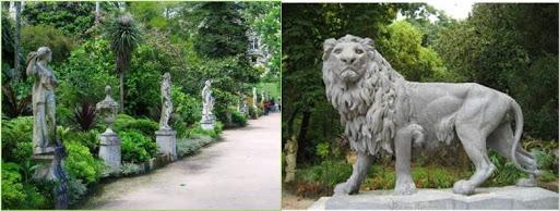 Patamar dos Deuses e Leão