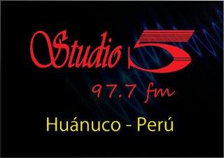 Radio Studio 5 Huanuco