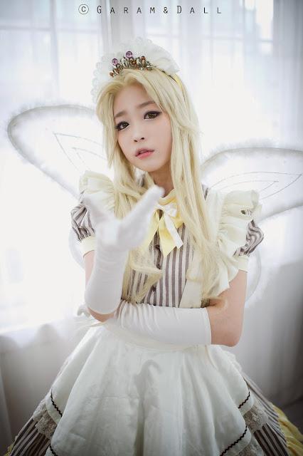 Yumeiro Patissiere Cosplay [Honey and Maron]