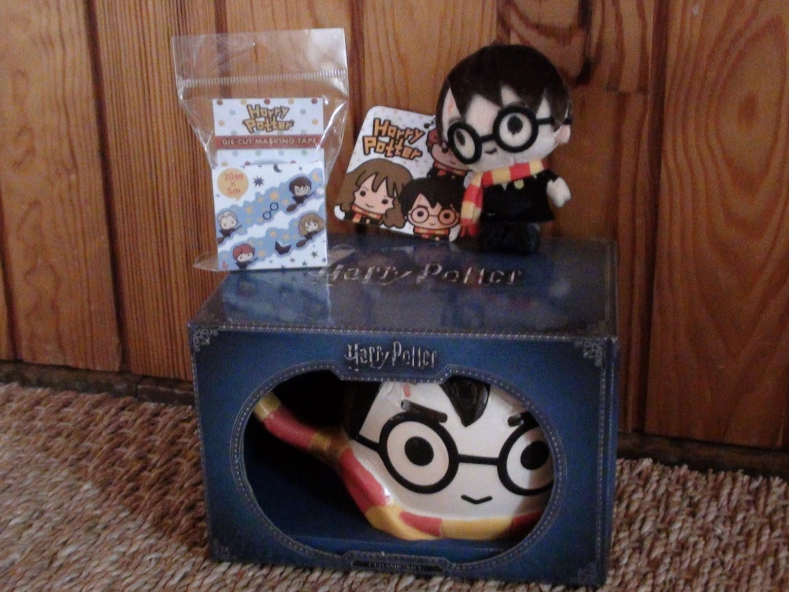 Harry... Japonnais !