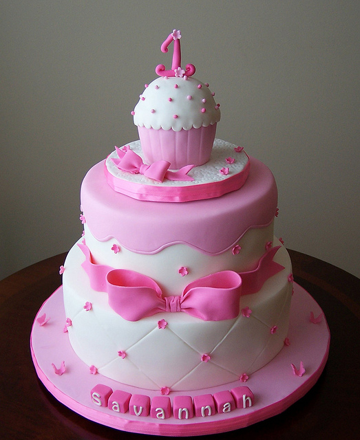 Birthday Cake Blown Candles Smoke