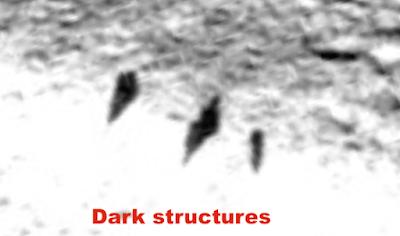 Dark Humanoid Figures Seen On Mars 2015, UFO Sightings