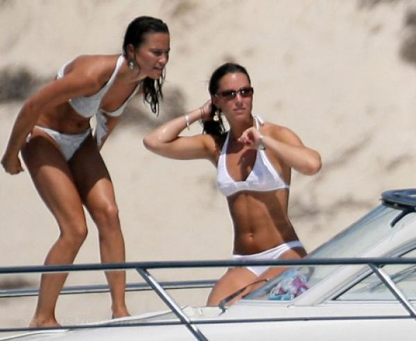 pippa middleton bikini. pictures pippa middleton