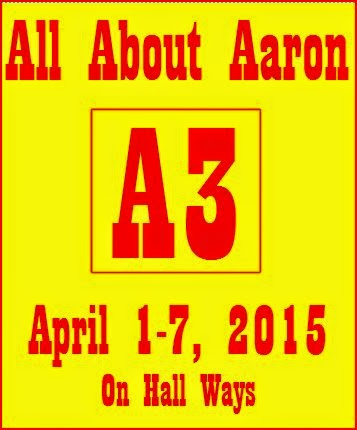 http://kristinehallways.blogspot.com/2015/04/all-about-aaron-week.html