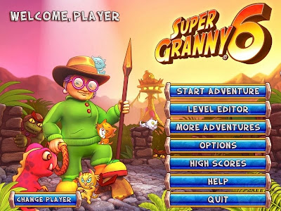 Free Online Super Granny Games