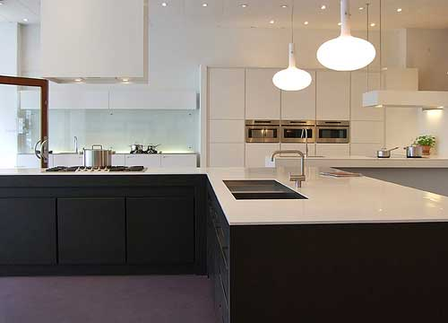 Luxury design ideas and modern kitchen house designs - Modern luxury kitchen designs ...