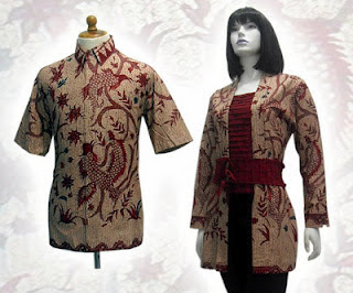 PO %2BA18 MODEL BAJU BATIK WANITA MODERN