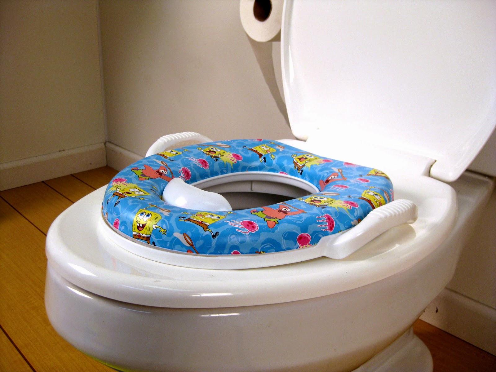 Baño adaptado para niños
