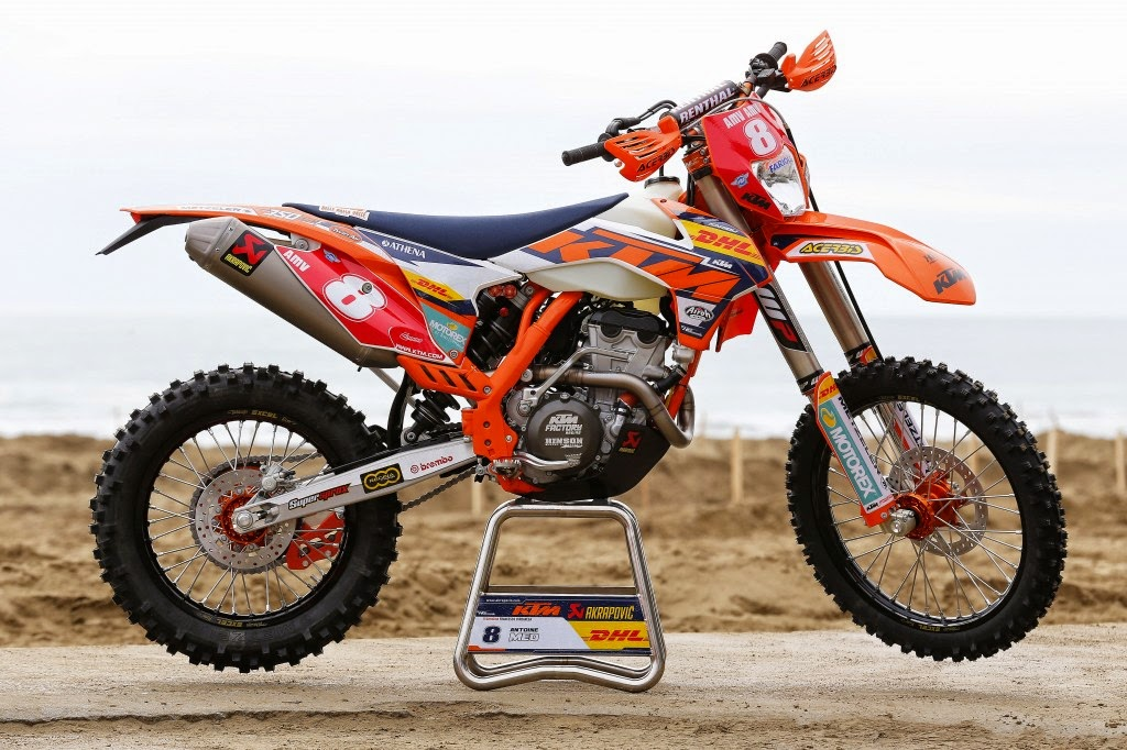 daily moto 2015 antoine meo 39 s red bull factory ktm exc 350f 13 images. Black Bedroom Furniture Sets. Home Design Ideas