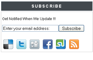 How To Add Subscribe Box to Blogger/Website : eAskme