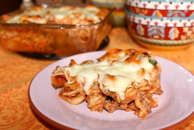 lasagna poor man's lasagna
