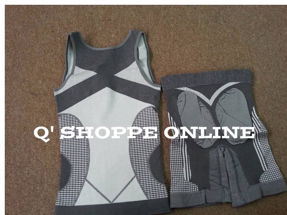BAMBOO BODY SHAPER