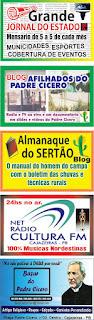 TODOS  NOSSOS  PRINCIPAIS  BLOGS  DE CHICO RADIO  CAJAZEIRAS PB