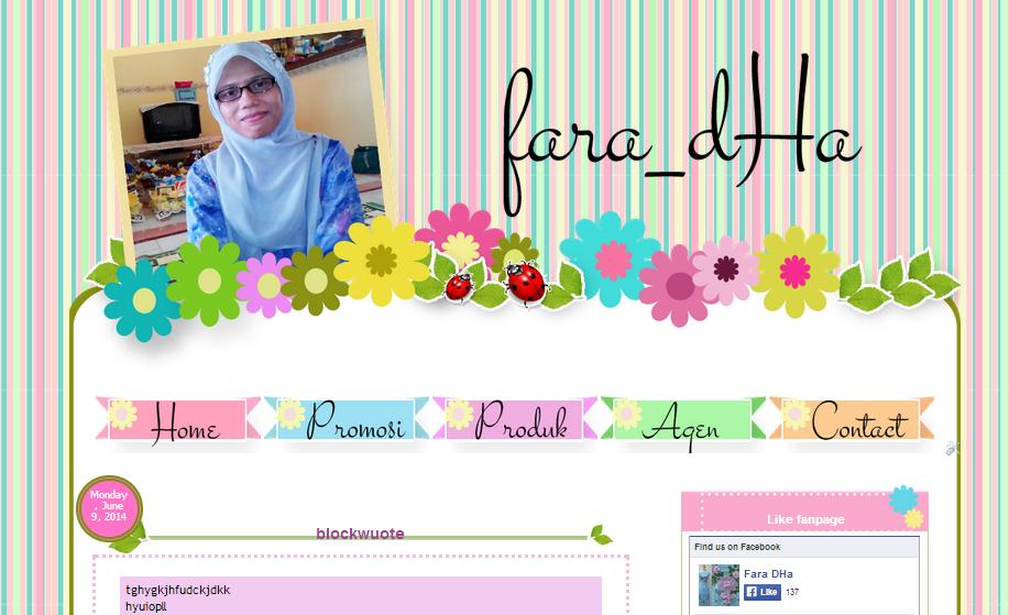 edit blog,design blog,murah,tempahan,cantik,comel