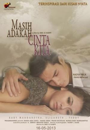 Poster Film Masih Adakah Cinta Kita