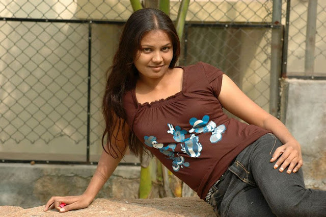 Tamil Actress Thanmai