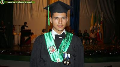José Luis Zuluaga Quiceno - Mejor Bachiller - Mejor ICFES