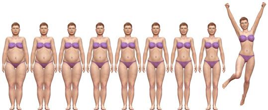 Aujourdhui, les meilleures solutions pour maigrir et être bien dans sa peau