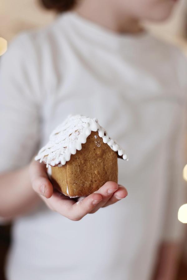 Decorar galletas de Navidad: un dulce paisaje de invierno