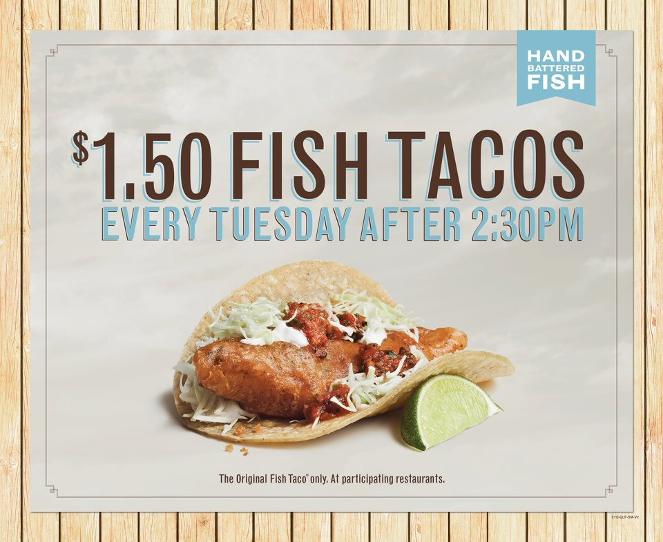 My vegas mommy 2012 01 22 for Rubios fish taco tuesday