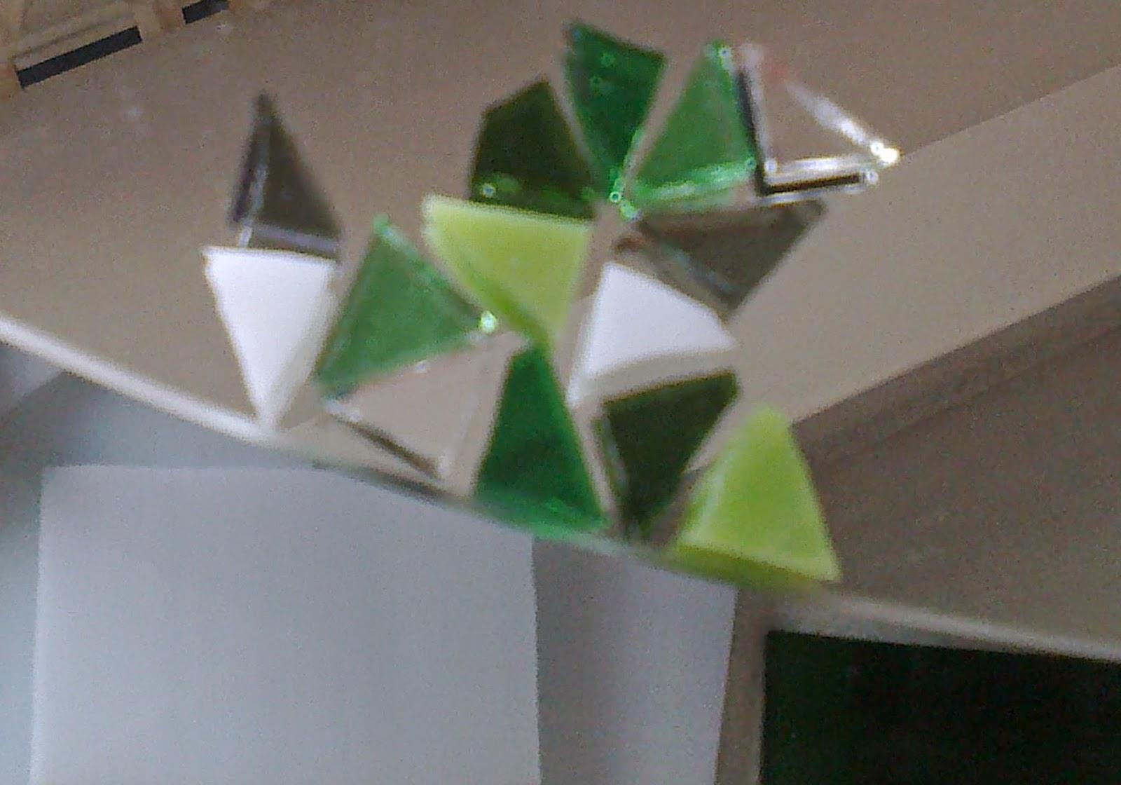 Un pezzo alla volta specchio tondo verde e grigio per - Mia suocera in bagno ...