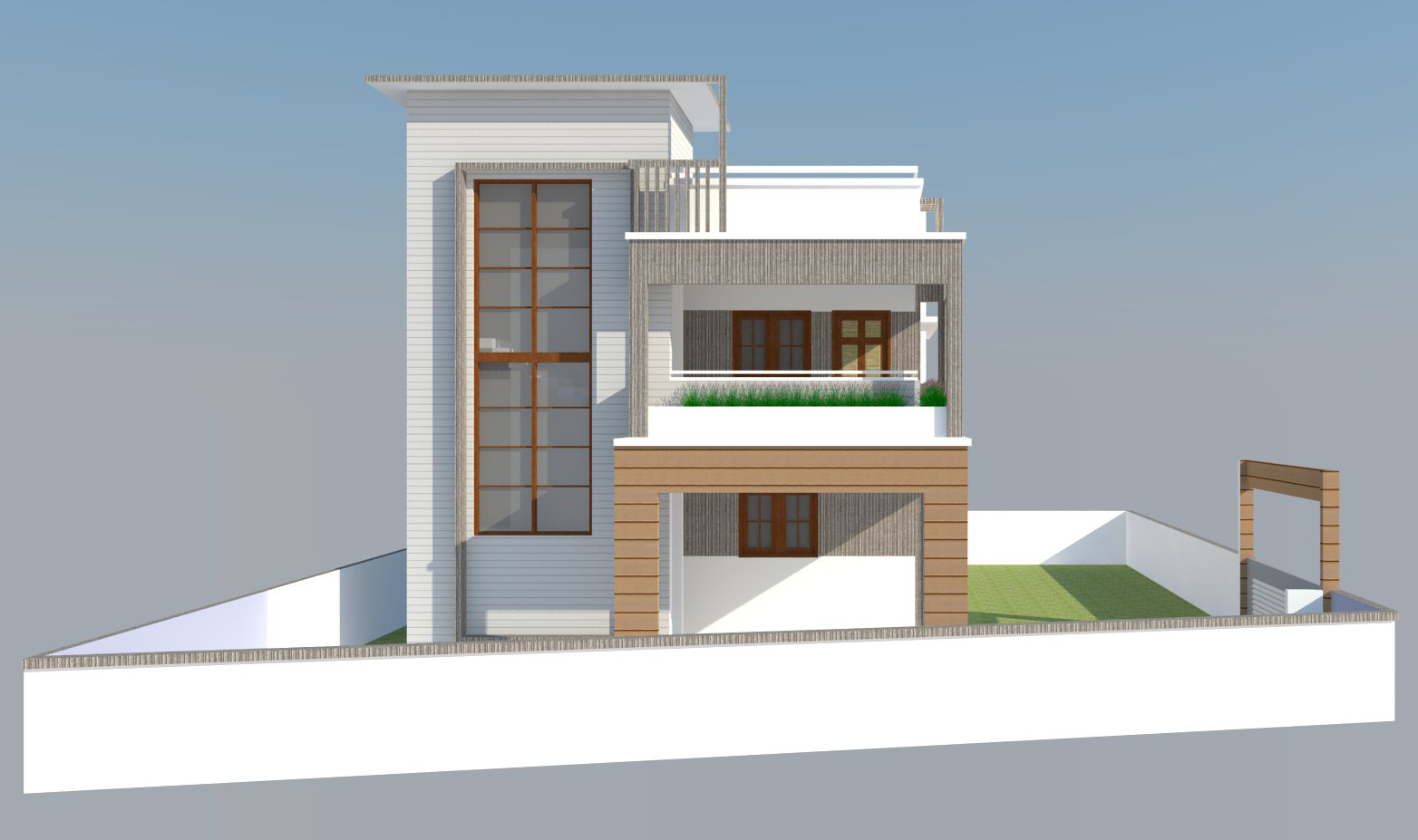 House front elevation photos in tamilnadu joy studio for Tamilnadu house designs photos