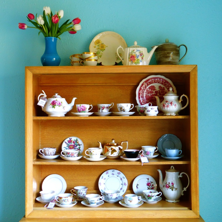 Visit My Shop on Etsy - Vintage Tea Treasures! 10% off Nov. 20th - Dec. 1st!