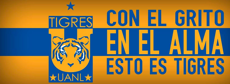 Los Futbol  eros  Imagen de Portada para Facebook de Tigres