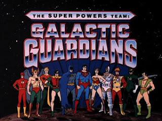 LOS SUPERAMIGOS EL EQUIPO DE LOS SUPERPODEROSOS GUARDIANES GALACTICOS (1985)
