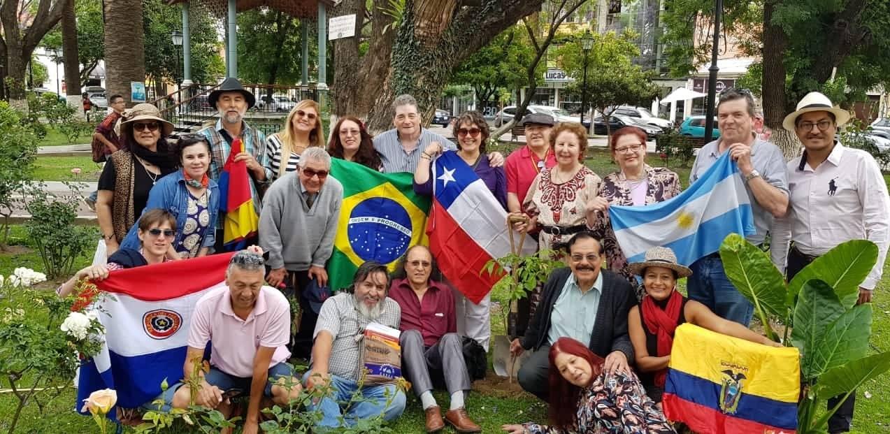 Tarija - Bolivia 2019 Encuentro de Escritores y Artistas