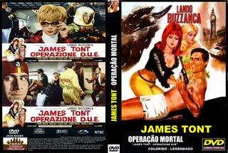 JAMES TONT - OPERAÇÃO MORTAL