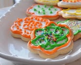 No-Chill Cutout Sugar Cookies