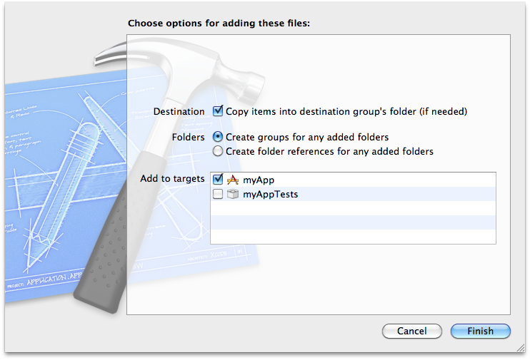 Recycled Parts Setting Up Coreplot In Xcode 4