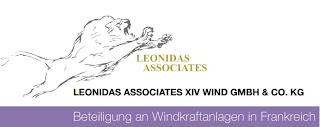 Leonidas XIV Windfonds Frankreich Associates Umweltfonds hochrentabel 2013