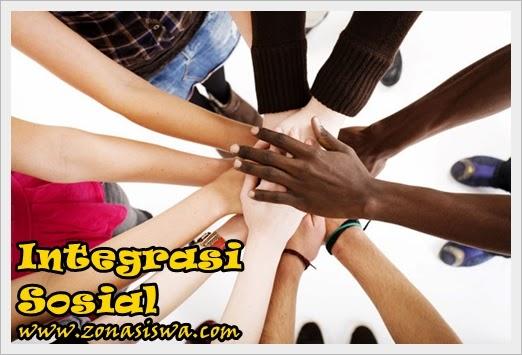 Integrasi Sosial | www.zonasiswa.com