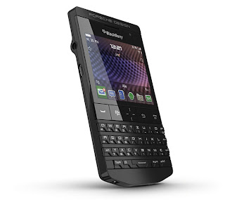 Blackerry Porsche P9981 Black, Smartphone Elegant