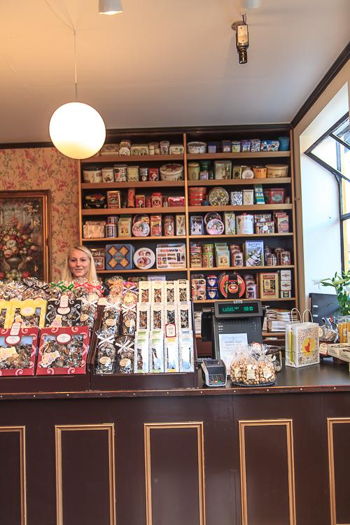 Amalie loves Denmark - Gudhjem auf Bornholm