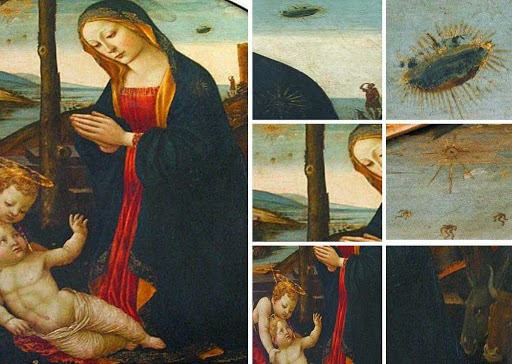 Misteri 6 Bukti yang Dipercaya Bahwa Alien Pernah Turun ke Bumi - weberita.com