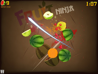 Fruit Ninja HD v1.6.1 cracked-THETA