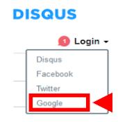Τι ειναι το Disqus / πως να σχολιαζετε κατω απο τα αρθρα εδω στο site efriend.gr