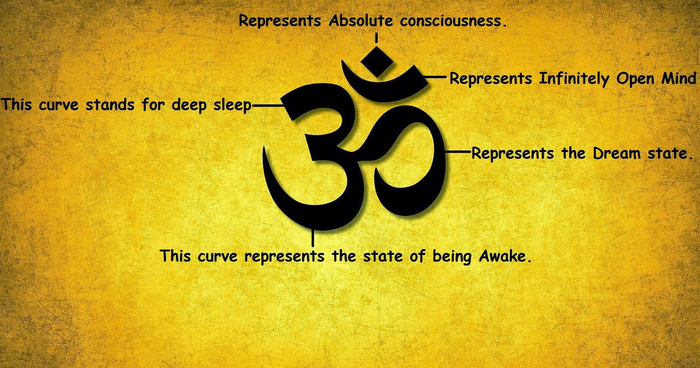 River Of Love What The Symbol Om Aum Represents