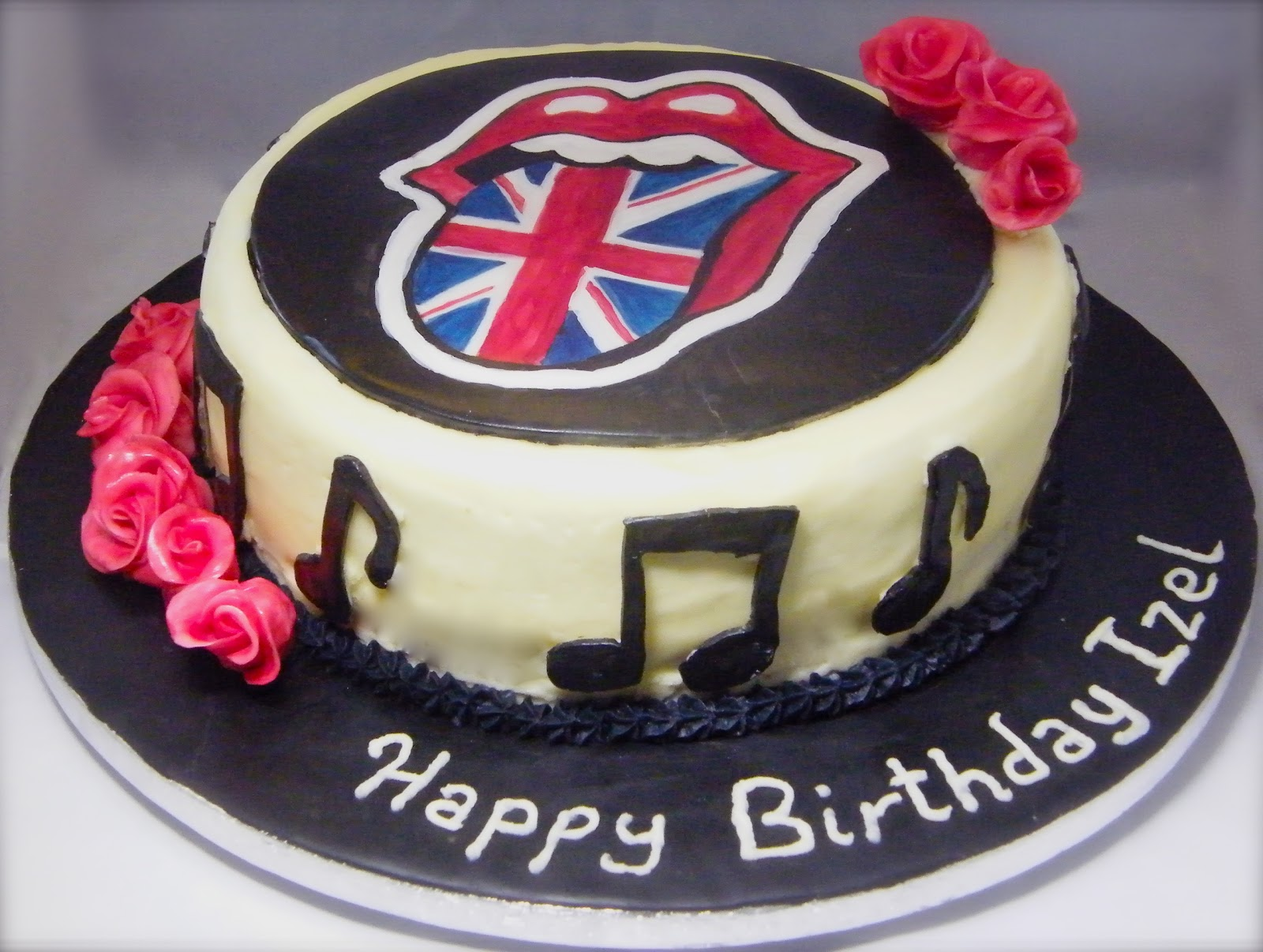 Heartsong Cakes And Crafts Its Only Rock N Roll But I Like It
