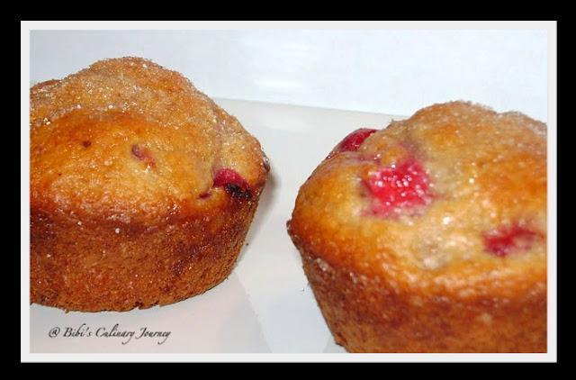 Cranberry Apple Relish Muffins
