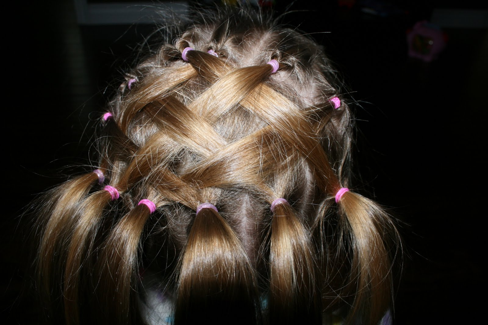 Hair Styles Hair Styles Using Rubber Bands