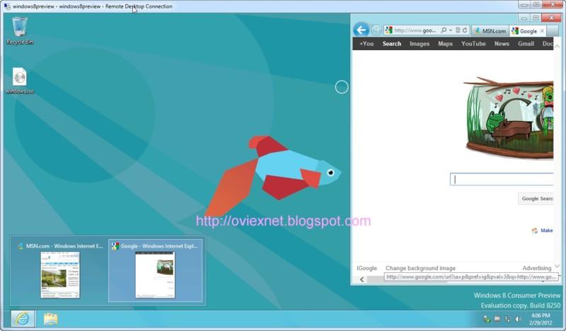 Free Windows 8 Consumer Preview (WCP) | Terbaru 2012
