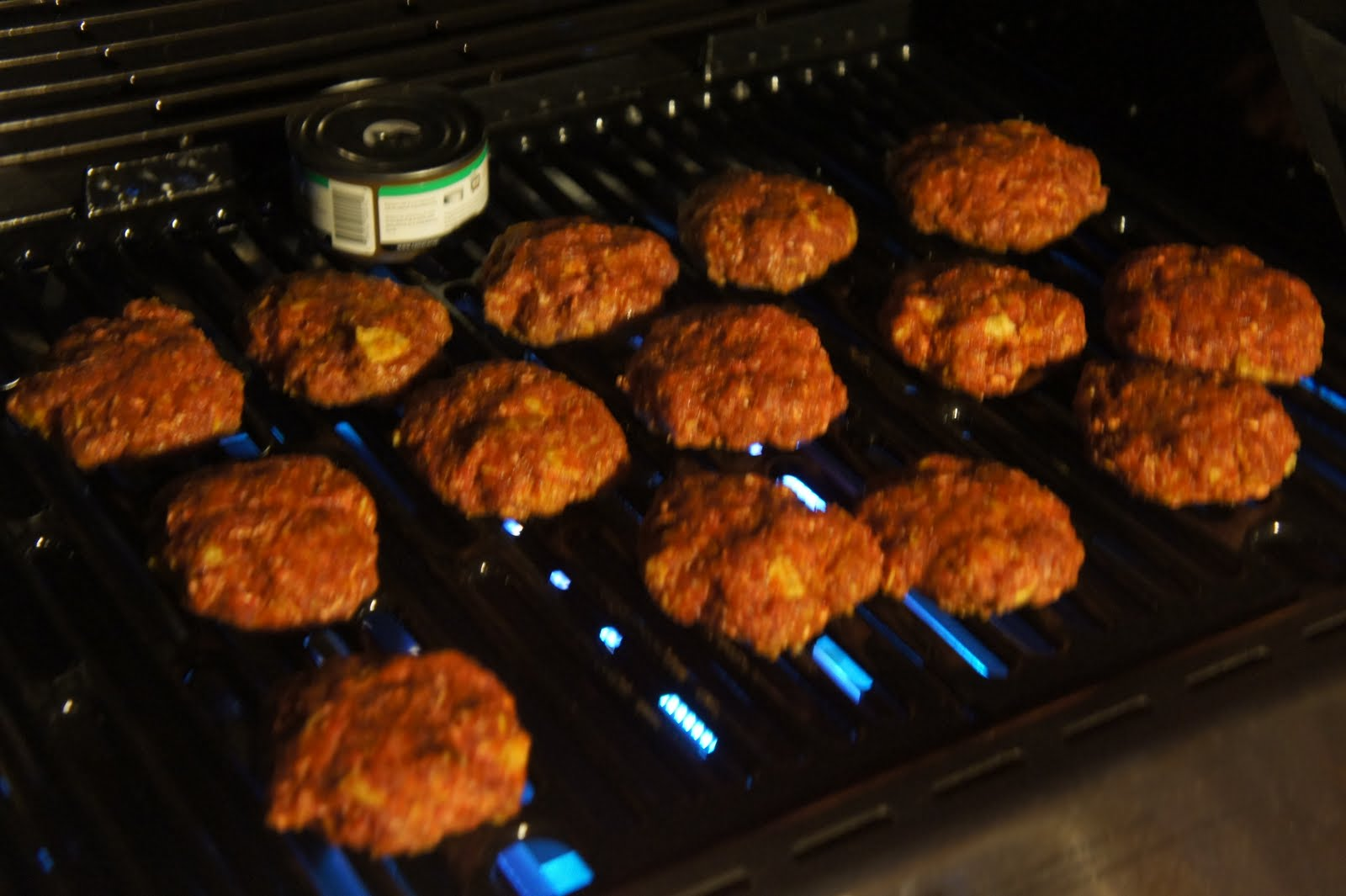 how to make hamburger patties stay together