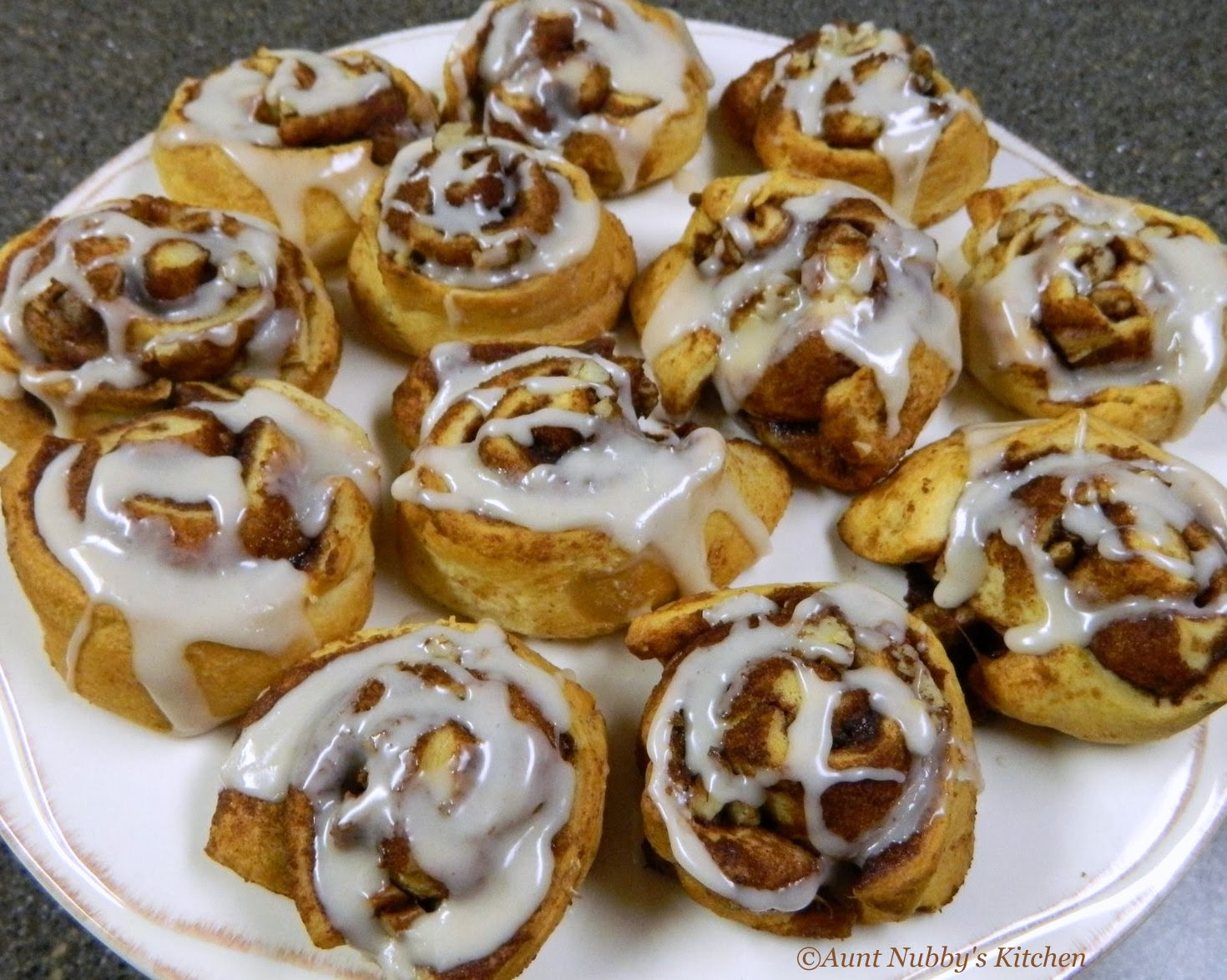 Sugar Spice and Spilled Milk: Easy Cinnamon Rolls