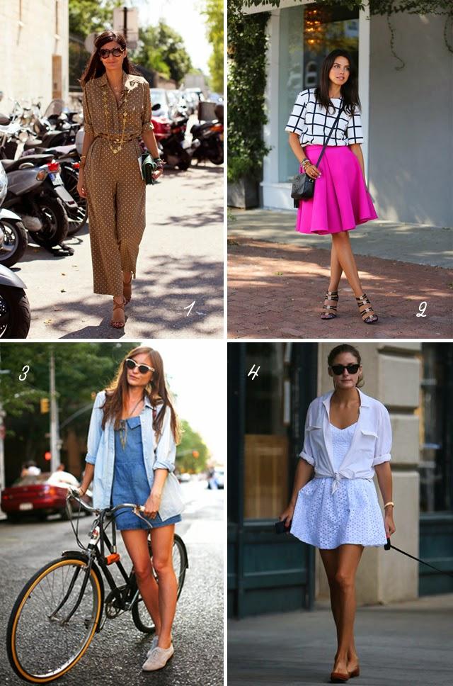 looks de verano street style